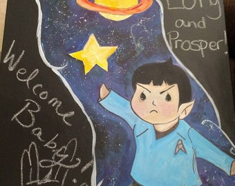Live Long baby and prosper!