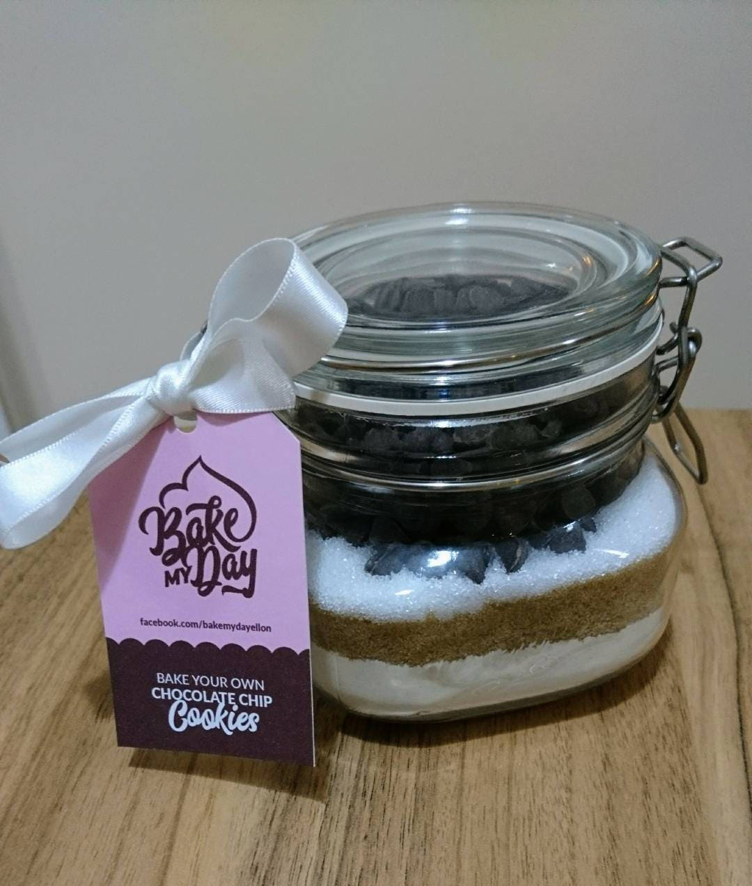 cookies in a jar instructions