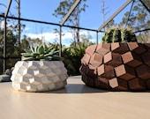 Modern Geometric Planter ...