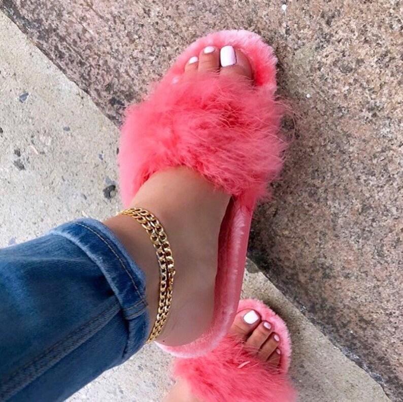Diamond cut anklet