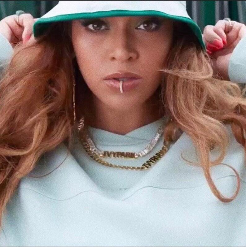 Kim Fake Lip Ring image 0