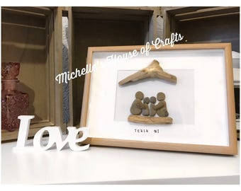 Personalised Pebble Pictures