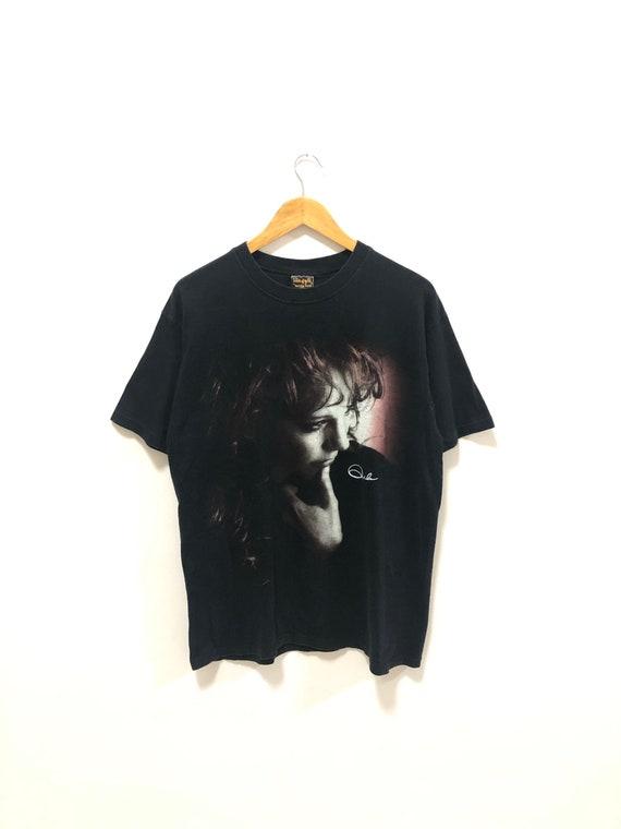 Vintage 90s!! Reba Tshirts Big Print Tshirts Big L