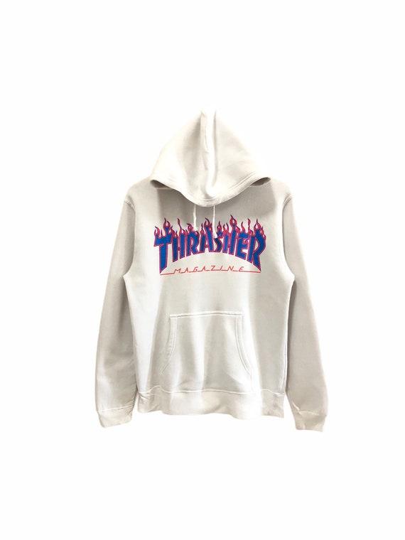Thrasher Hoodies Thrasher Sweatshirt Thrasher Crew