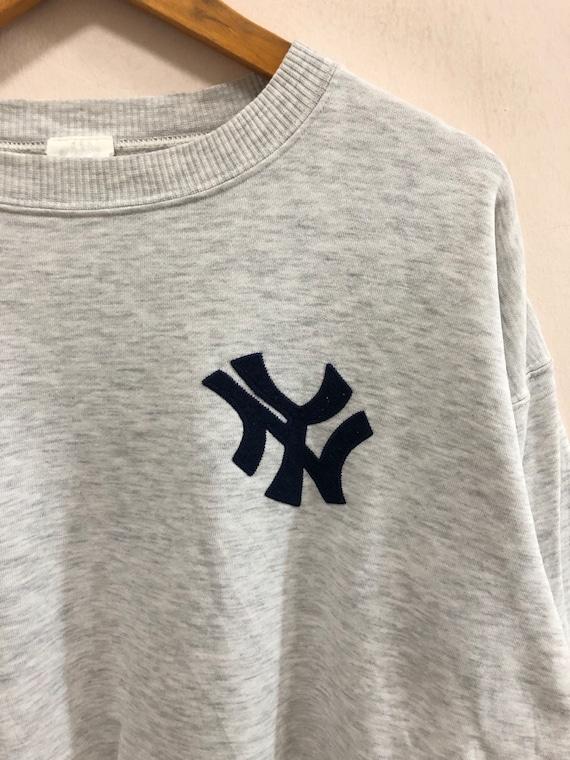 Vintage 90s New York Yankees sweatshirt New York … - image 2