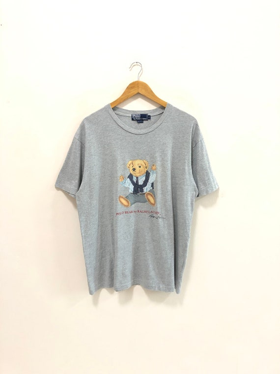 Vintage 90s Polo Ralph Lauren tshirts single stitc