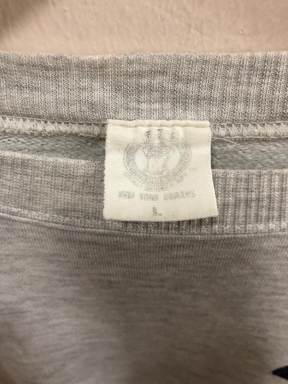 Vintage 90s New York Yankees sweatshirt New York … - image 4