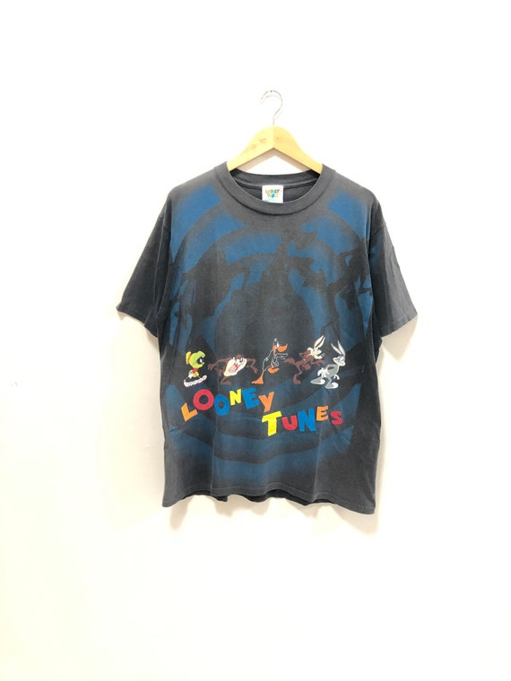 Vintage 93s Looney Tunes Single Stitch Tshirts Loo