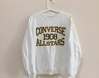 20% off Vintage!!!  CONVERSE sweatshirt, vintage, hip hop, rare, size L.