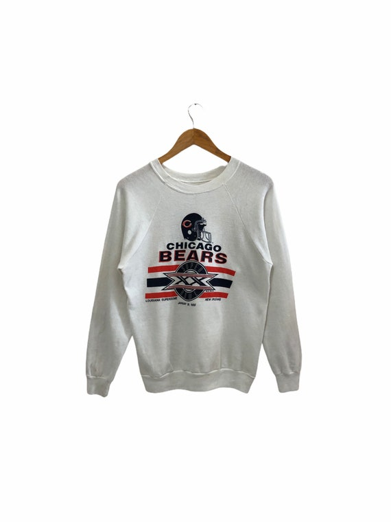 Vintage 85s Chicago Bears Super Bowl sweatshirt Ch