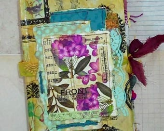 Junk Journal Kit and Video Workshop