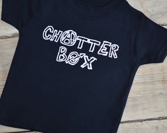 Chatterbox Unisex Childs T-Shirt
