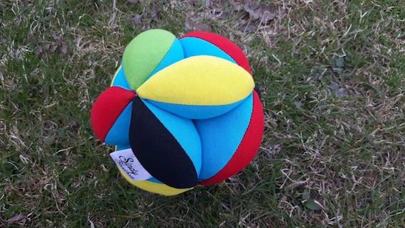 Montessori baby gift Gripping ball sensory toy