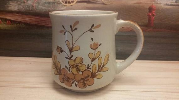 Set 10 Coffee Tea Pink FUNNEL Mugs Cups Dollhouse Miniature Ceramic Supply 3864