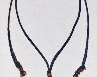 Aventurine x Copper necklace