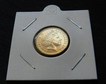 Australian Coins - 2013 - Uncirculated - 2 Dollars - Elder - X Mint Coin Set - RAM - Mint Condition 2x2 Holder - CM166