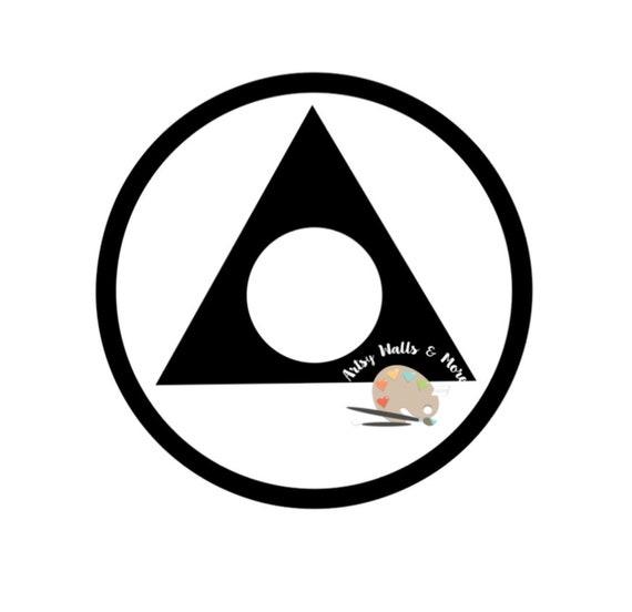 Al Anon Svg Cut File Al Anon Svg Digital Download For Etsy