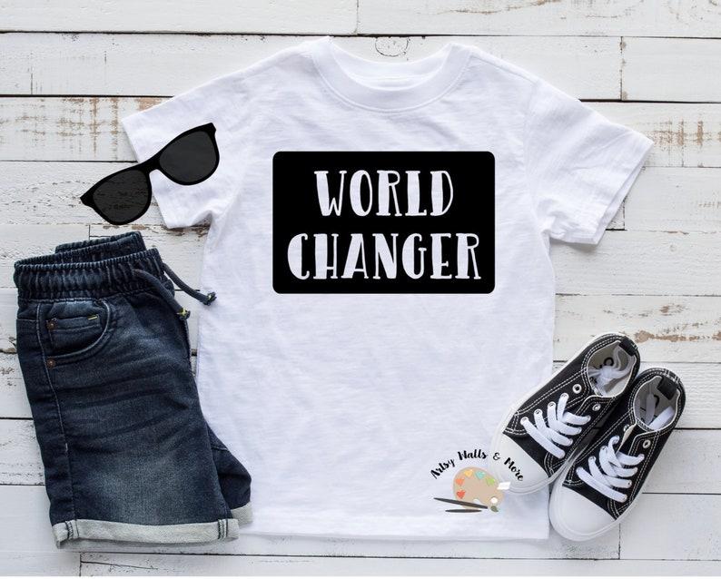 03aef9d8cc29 World Changer svg cut file Future world changer svg Cute baby