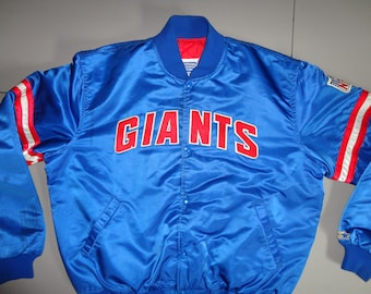 low priced 9e629 518ef Giants jacket | Etsy