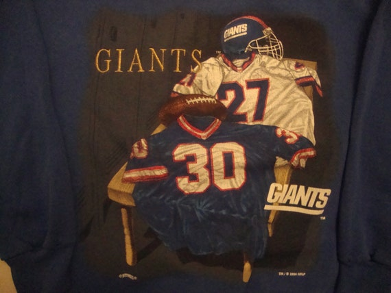 True Vintage 90 s NFL New York Giants Football Sportswear  9b69ae6dc