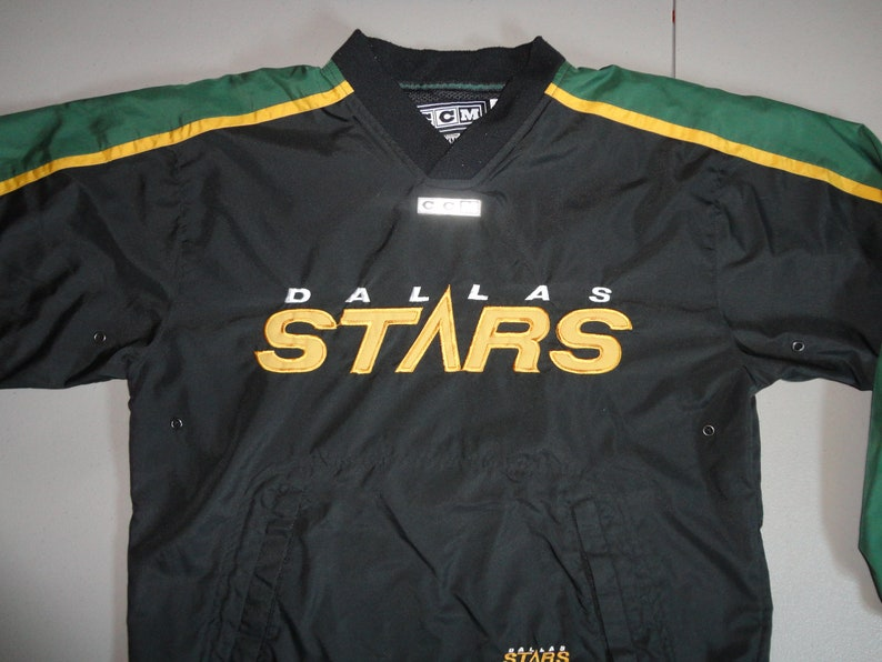 dallas stars 90s jersey