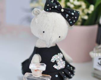 Coco Mademoiselle (teddy elephant)
