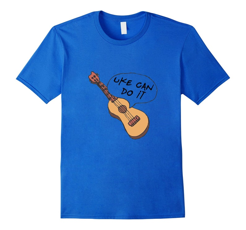 b5dd6352 Uke Can Do It Ukulele Shirt You Can Do It Gift For | Etsy