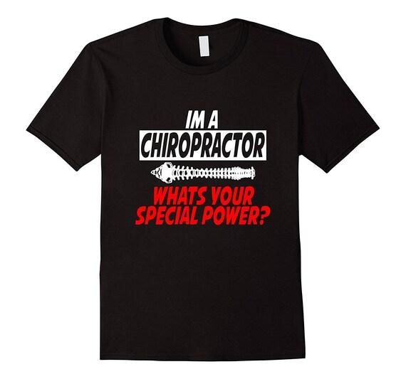 Chiropraktiker Shirt Chiropraktik t Wirbelsäule Shirt