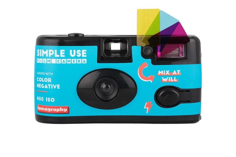 Lomography Simple use film camera color negative
