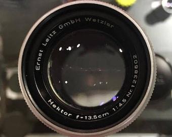 Leica Hektor 13.5cm f/4.5 Lens