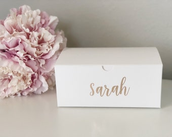 Bridesmaid Gift Box Etsy