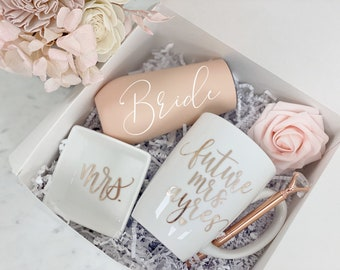 engagement gifts box