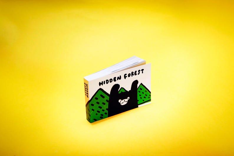 hidden forest flipbook image 0
