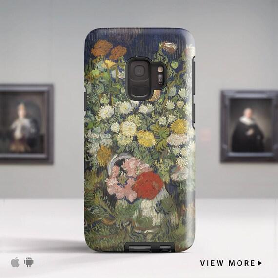 Mazzo Di Fiori Van Gogh.Van Gogh Mazzo Di Fiori In Un Vaso Samsung Galaxy Etsy