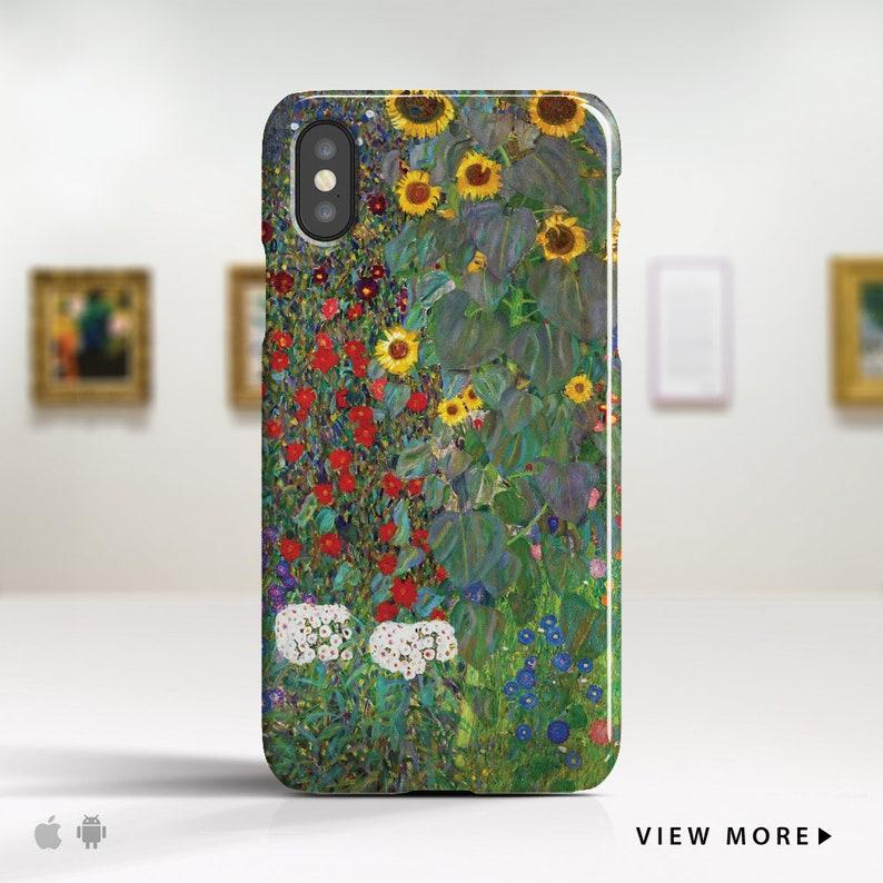 coque iphone x klimt