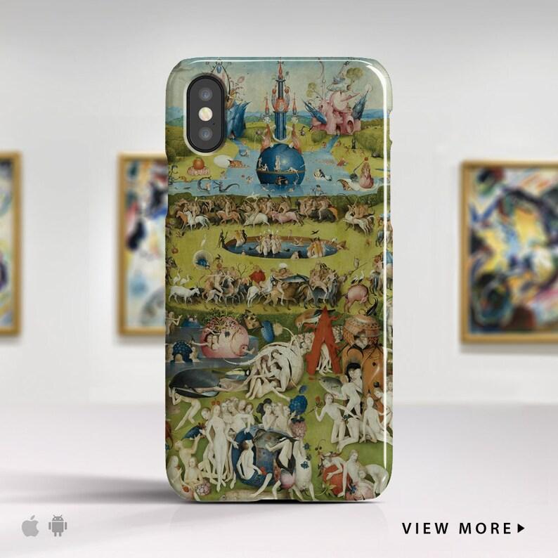 Hieronymus Bosch Der Garten Der Lüste Iphone Xs Etsy