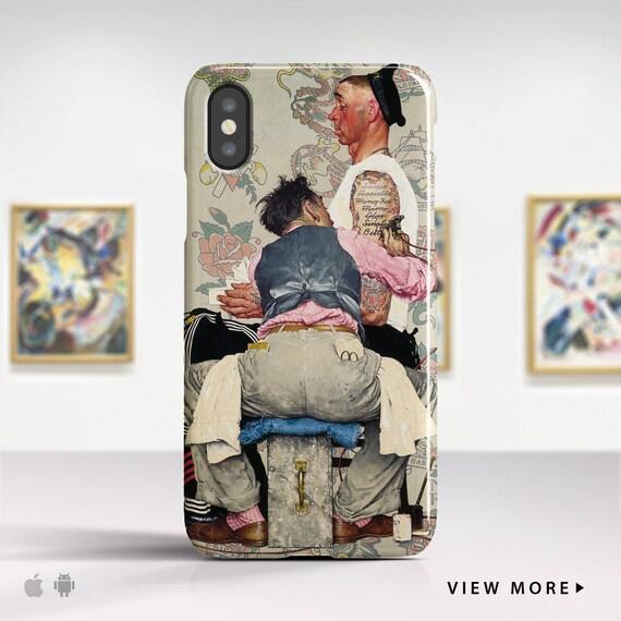 iphone xs max case tattoo