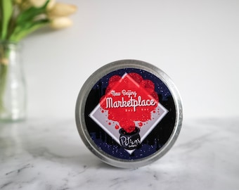 New Bejing Marketplace ~ 6oz Scented Soy Candle