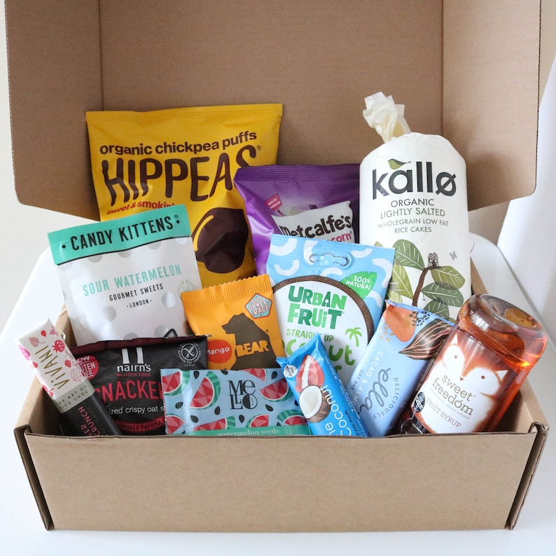 Vegan Mothers Day Gift Box For Men Unisex