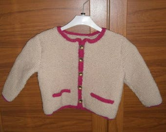 Children's costume jacket