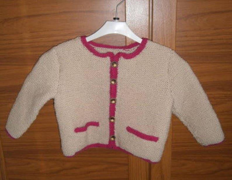 Kids traditional jacket image 0