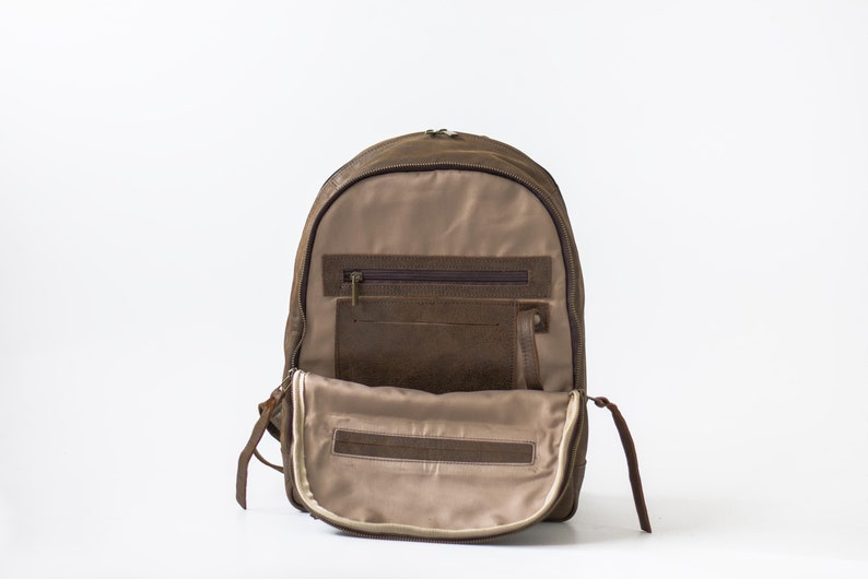 Leather laptop backpack Leather backpack man Vintage brown leather backpacks Distressed leather backpack Designer laptop bag