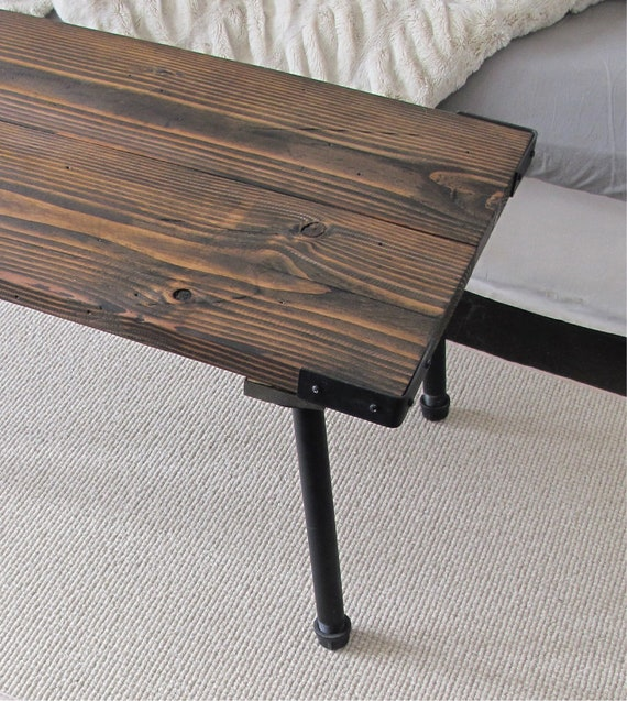 Strange Mid Century Wood Coffee Table With Pipe Legs Reclaimed Wood Coffee Table Coffee Table With Pipe Legs Made To Order Machost Co Dining Chair Design Ideas Machostcouk