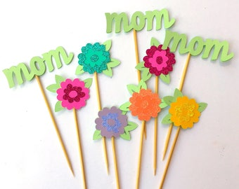 Mother's Day Toppers