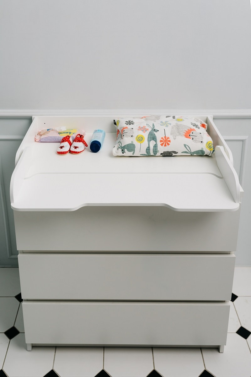 Surprising Changing Table Top Changing Table Top For Ikea Dressers Interior Design Ideas Apansoteloinfo