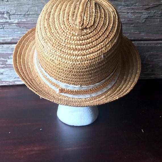 Straw Hat, Fedora, Sun Hat, Summer Hat, Beach - image 6