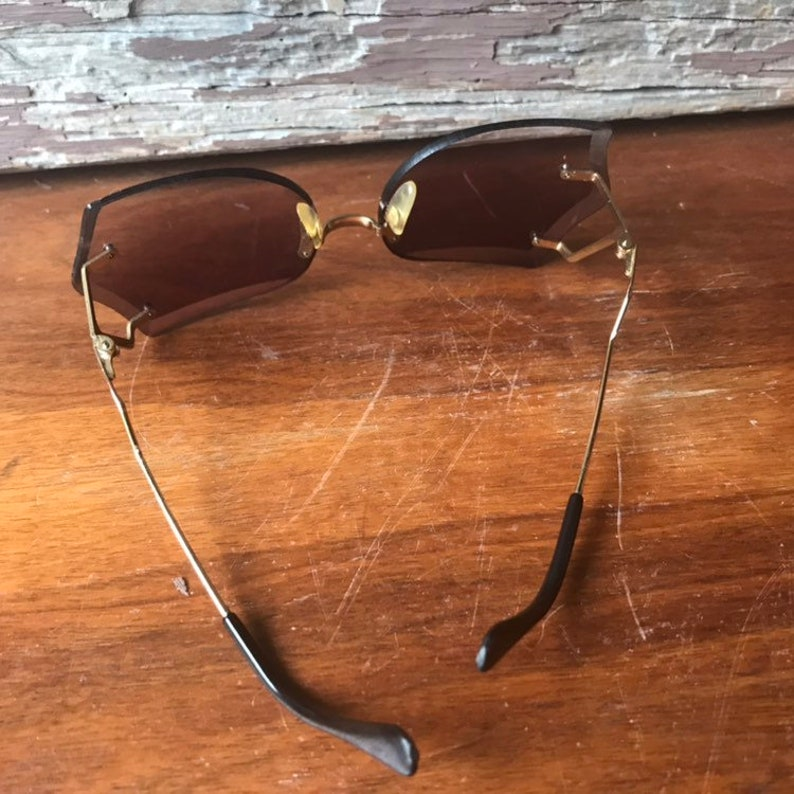 Sunglasses, Vintage 1980s Sunglasses, Shades, Specs, Wire Rim, Sunnies