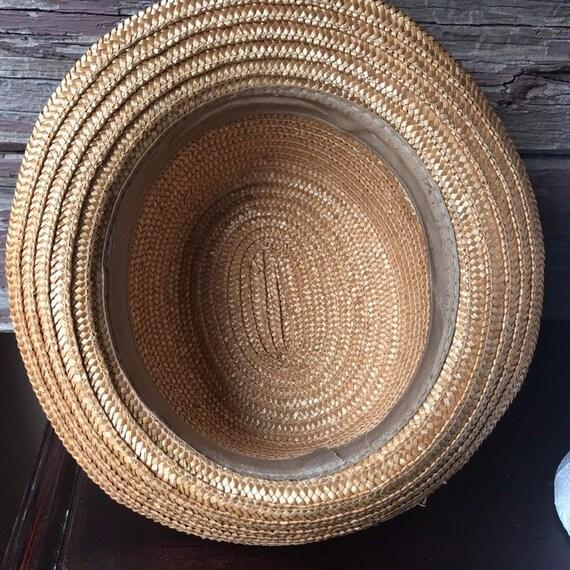 Straw Hat, Fedora, Sun Hat, Summer Hat, Beach - image 8
