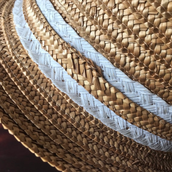 Straw Hat, Fedora, Sun Hat, Summer Hat, Beach - image 10