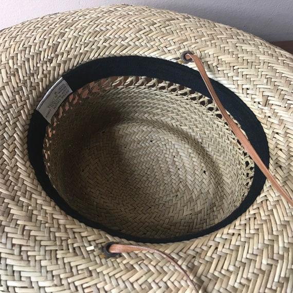 Peter Grimm Straw Hat, Sun Hat, Summer Hat, Straw… - image 7